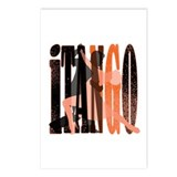 iTANGO by DanceBay.com Postcards (Package of 8)