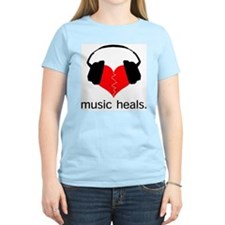 Cute Headphones T-Shirt