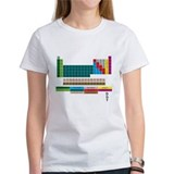 Cute Periodic table Tee