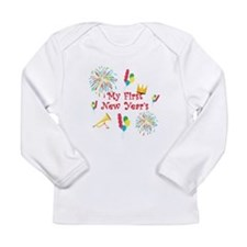 Unique My first Long Sleeve Infant T-Shirt