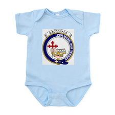 Cute Donald Infant Bodysuit