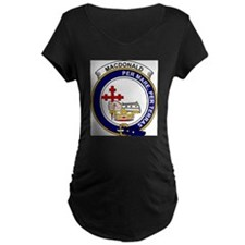 Unique Clan macdonald badge T-Shirt