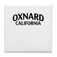 Oxnard California Tile Coaster