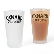 Oxnard California Drinking Glass