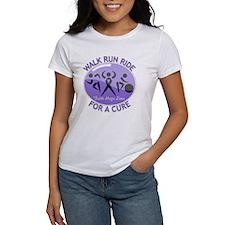 Hodgkins Lymphoma Walk Run Tee