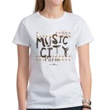 Music City Paris Tee