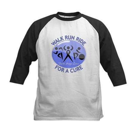 Esophageal Cancer Walk Run Ride Kids Baseball Jers