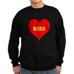 iHeart Beer Sweatshirt (dark)