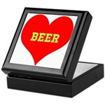 iHeart Beer Keepsake Box