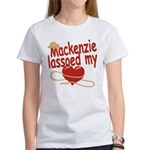 Mackenzie Lassoed My Heart Women's T-Shirt