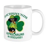 Dachshunds Are Leprechauns In Mug