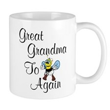 Great Grandma To Bee Again Coffee Mug