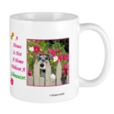Cool Schnauzer items Mug