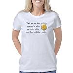 Shiny Stars in Cascade Organic Toddler T-Shirt (da