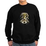 Shiny Stars in Cascade Sweatshirt (dark)