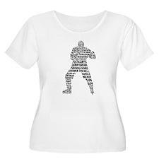 Hockey Fighter Goon T-Shirt