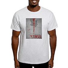Tinsel Bloody Poster T-Shirt