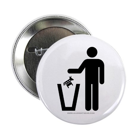 Trash Disposal Button