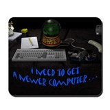Crystal Ball Mousepad