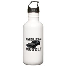 1968 Dodge Charger Water Bottle