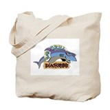 Cute Beachcombing Tote Bag