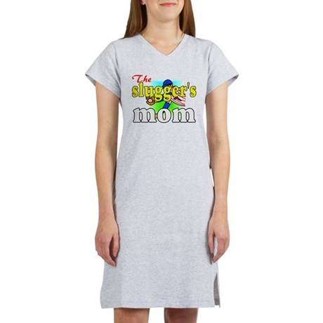 Slugger's mom Women's Nightshirt