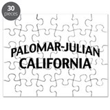 Palomar-Julian California Puzzle