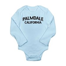 Palmdale California Long Sleeve Infant Bodysuit