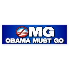 OMG Bumper Sticker