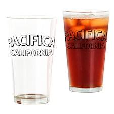 Pacifica California Drinking Glass