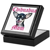 Chihuahua Mom Keepsake Box