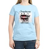 Someday My Vampire Will Come T-Shirt