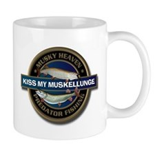 Kiss My Muskellunge Coffee Mug