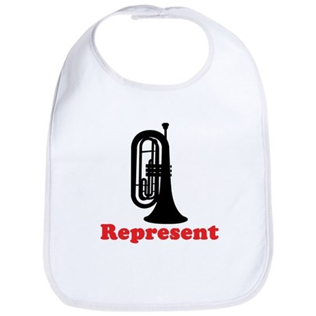 Marching Band Baritone Represent Bib