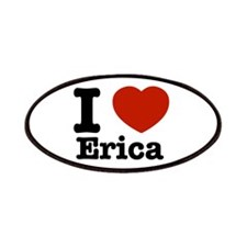 I love Erica Patches