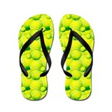 Tennis Flip Flops