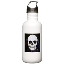 Skull Illusion Water Bottle