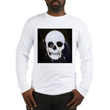 Skull Illusion Long Sleeve T-Shirt