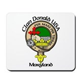Maryland Clan Donald Mousepad