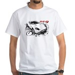 Aston Martin DB9 White T-Shirt