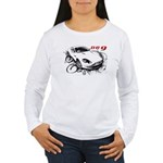 Aston Martin DB9 Women's Long Sleeve T-Shirt