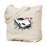 Aston Martin DB9 Tote Bag