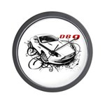 Aston Martin DB9 Wall Clock