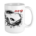 Aston Martin DB9 Large Mug