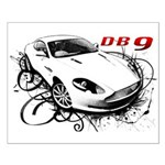 Aston Martin DB9 Small Poster