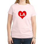 Big Heart LA Women's Light T-Shirt