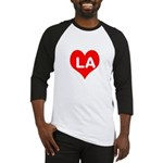 Big Heart LA Baseball Jersey