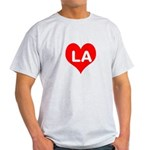 Big Heart LA Light T-Shirt