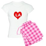 Big Heart LA Women's Light Pajamas