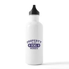 Morkie PROPERTY Water Bottle